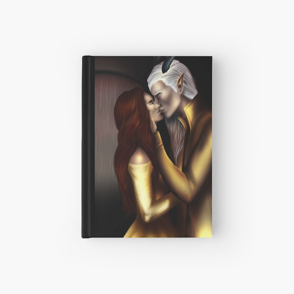 Carved in Crystal Hardcover Journal