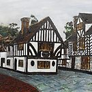 Thomas Oken House, Warwick, England by Woodbine252