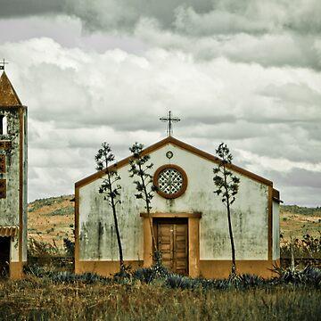 Catholic Church, Niassa, Mozambique by babatim
