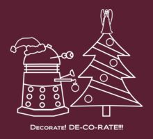 A Very Dalek Christmas - Dark