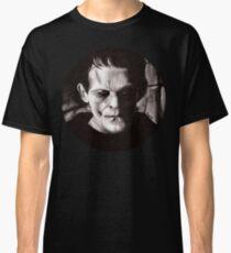 THE MONSTER of FRANKENSTEIN Classic T-Shirt