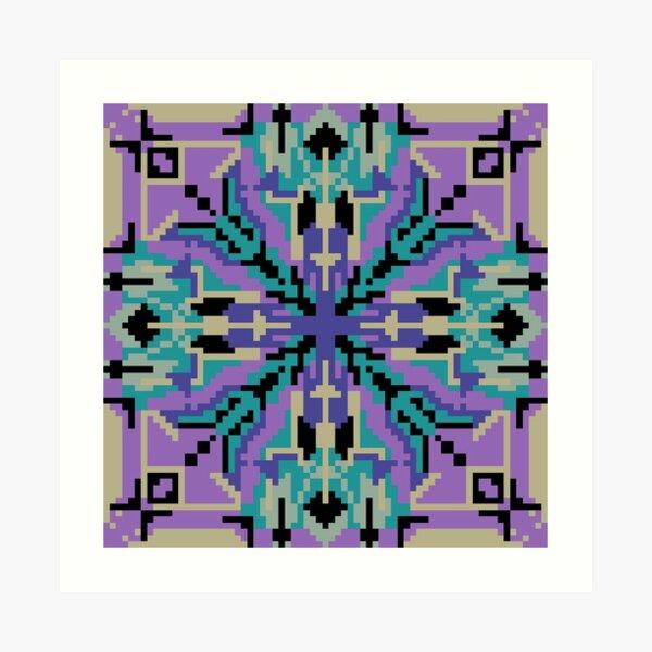 Plant Stem Weavers Core Art Print