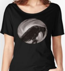 Dream the crow black dream. Women's Relaxed Fit T-Shirt