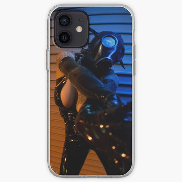 Mask iPhone Soft Case