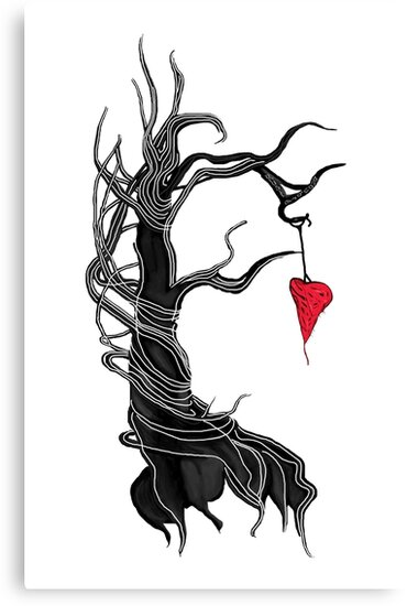 Love, like a tree by ROUBLE RUST