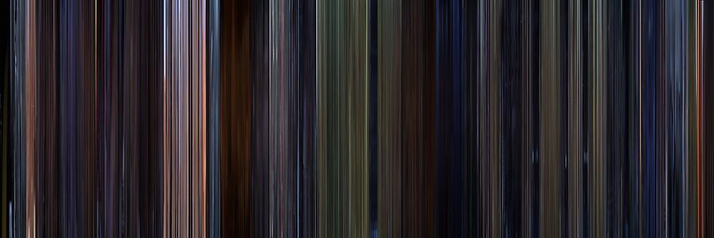 Moviebarcode: Star Wars: Episode VI - Return of the Jedi (1983) by moviebarcode