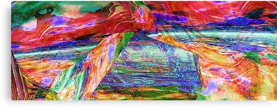 True Colours by Benedikt Amrhein