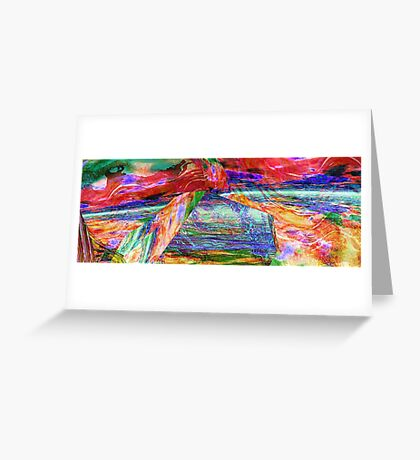 True Colours Greeting Card