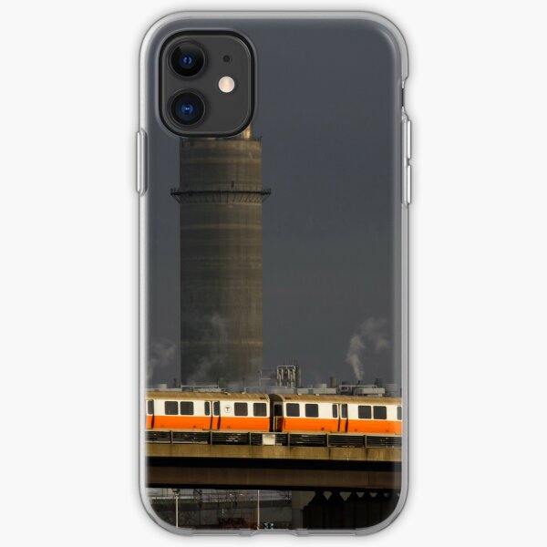 Train and Stack Case iPhone Soft Case