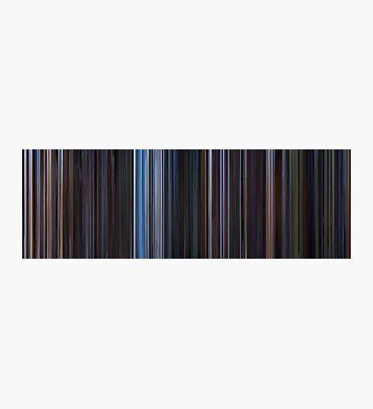 Moviebarcode: Star Wars: Original Trilogy (1977-1983) Photographic Print