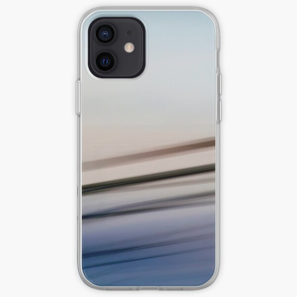 Lines Across the Sky Case iPhone Soft Case