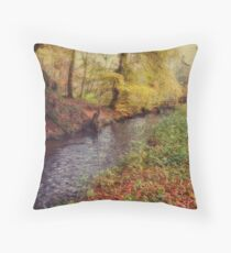 Cromwell Park Lade Throw Pillow