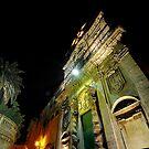 Church in Ortigia by Peppedam