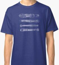 Sonic BluePrint Classic T-Shirt
