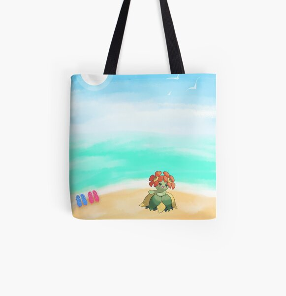 Radiant Bellossom All Over Print Tote Bag
