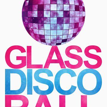 Glass Disco Ball by rayoflightgm