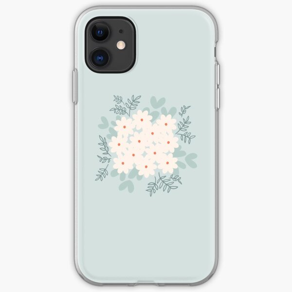 Happy Daisies iPhone Soft Case