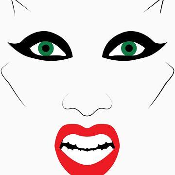 Shades cover up my green eyes by rayoflightgm