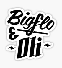 Bigflo et Oli sticker Sticker