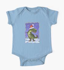 Tyrannosaurus Christmas Kids Clothes