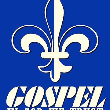 Gospel in god we trust by yober