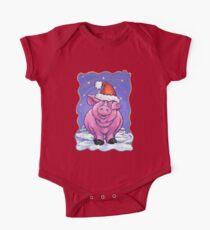 Animal Parade Pig Christmas Kids Clothes