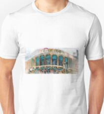 CitiField - Mets Watercolor Print Unisex T-Shirt
