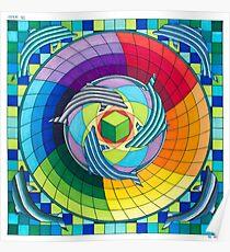 Sirius dolpin color scheme 2 Poster