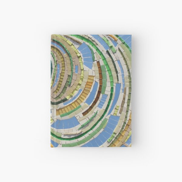 Angelic Mosaic by Sue Kershaw Hardcover Journal