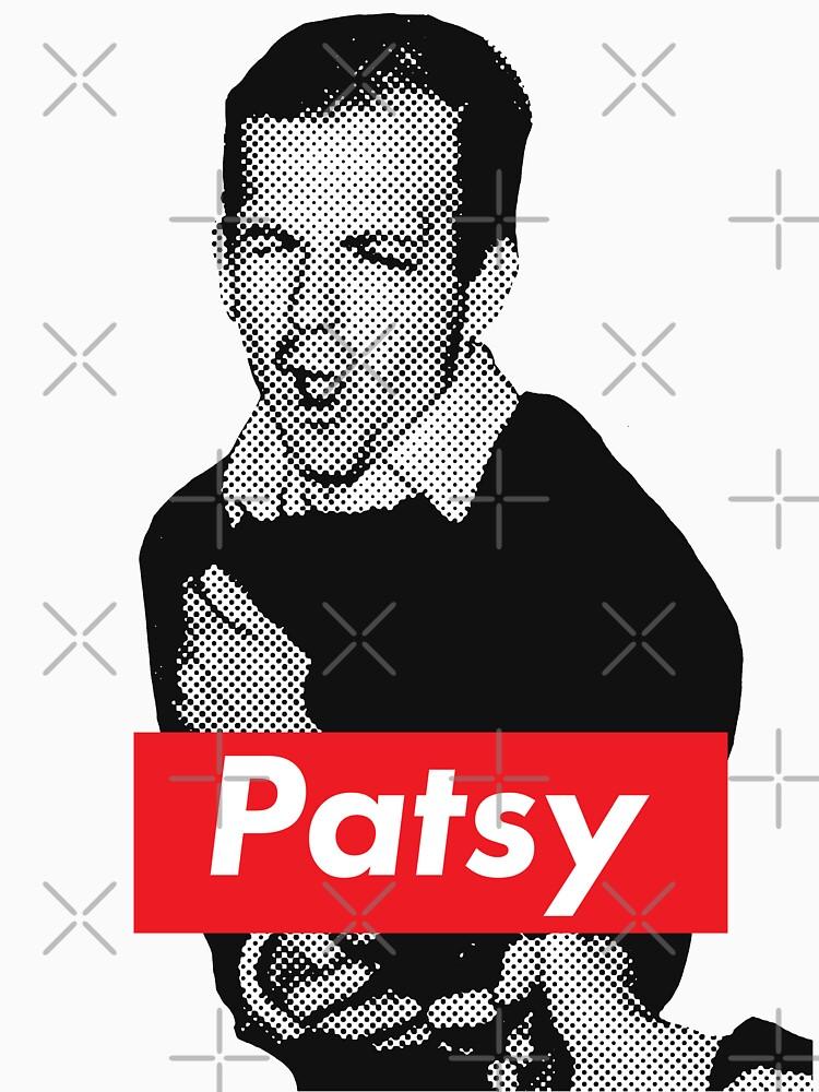 Lee Harvey Oswald Patsy by BennyBearProof