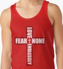 #Whiteout: Love Endlessly (Inverse) Tank Top