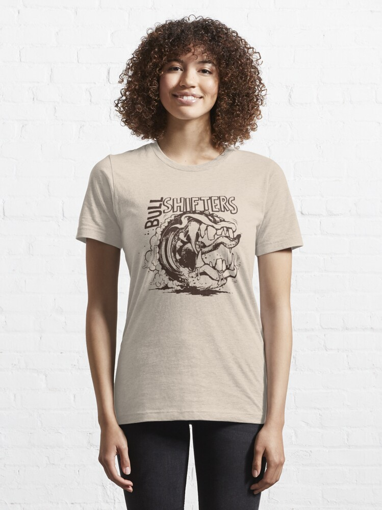 Alternate view of Bull Shifters Essential T-Shirt