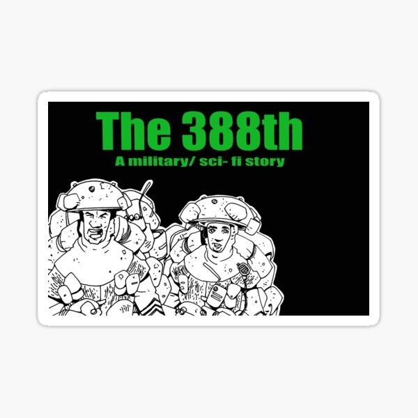 Art from my webcomic Sticker
