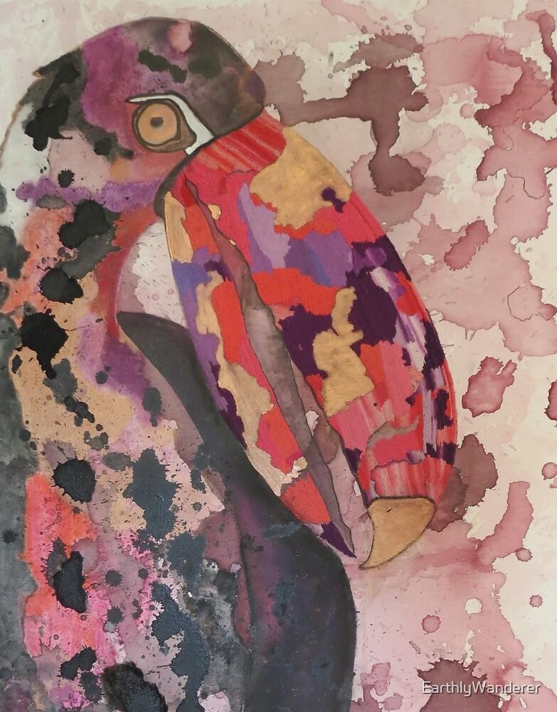 Toucan by EarthlyWanderer