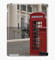 London booth iPad Case/Skin