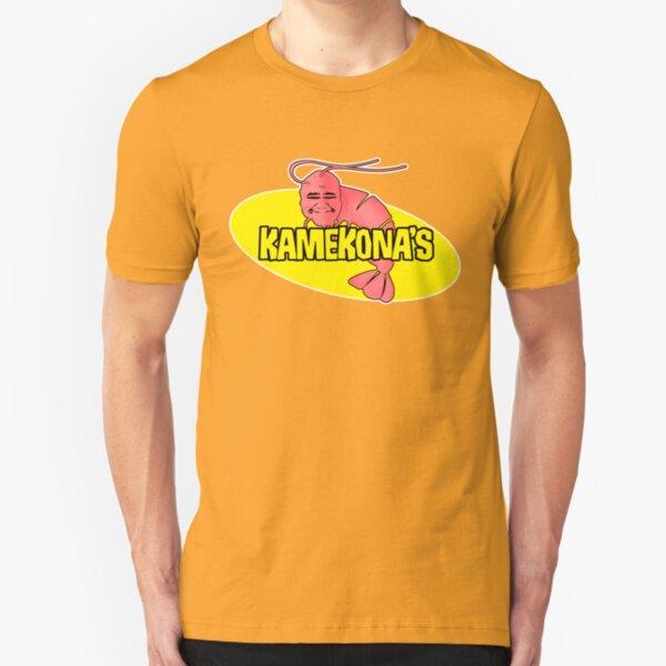 Kamekona's Shrimp Slim Fit T-Shirt