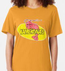 Camiseta ajustada Camarón de Kamekona