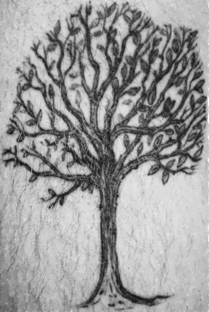 Tree Tatoo by rewolin08