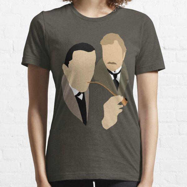 Sherlock - Brett 'n Burke Essential T-Shirt
