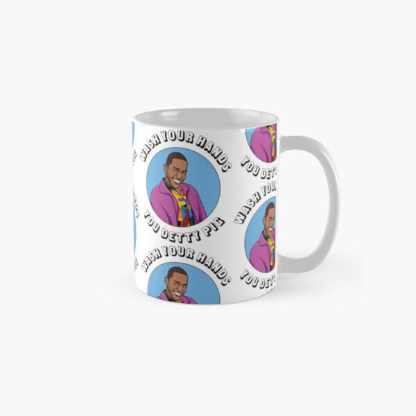 Wash Your Hands you Detty Pig - Eric Sex Education Classic Mug