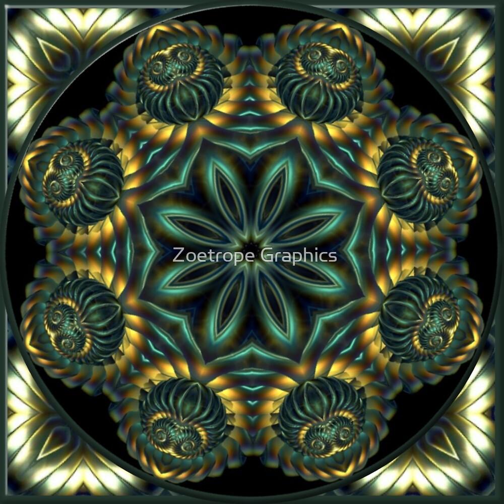 Krazy Kaleidoscope 1005 by CharmaineZoe