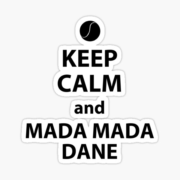 Mada Mada Stickers Redbubble Here one of my fav. mada mada stickers redbubble