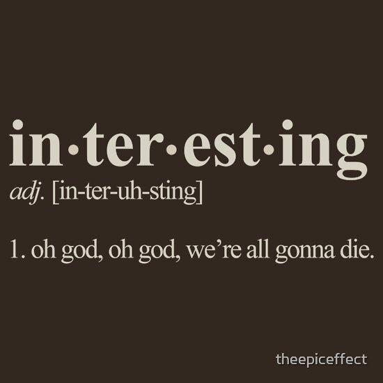 TShirtGifter presents: Define Interesting T-Shirt