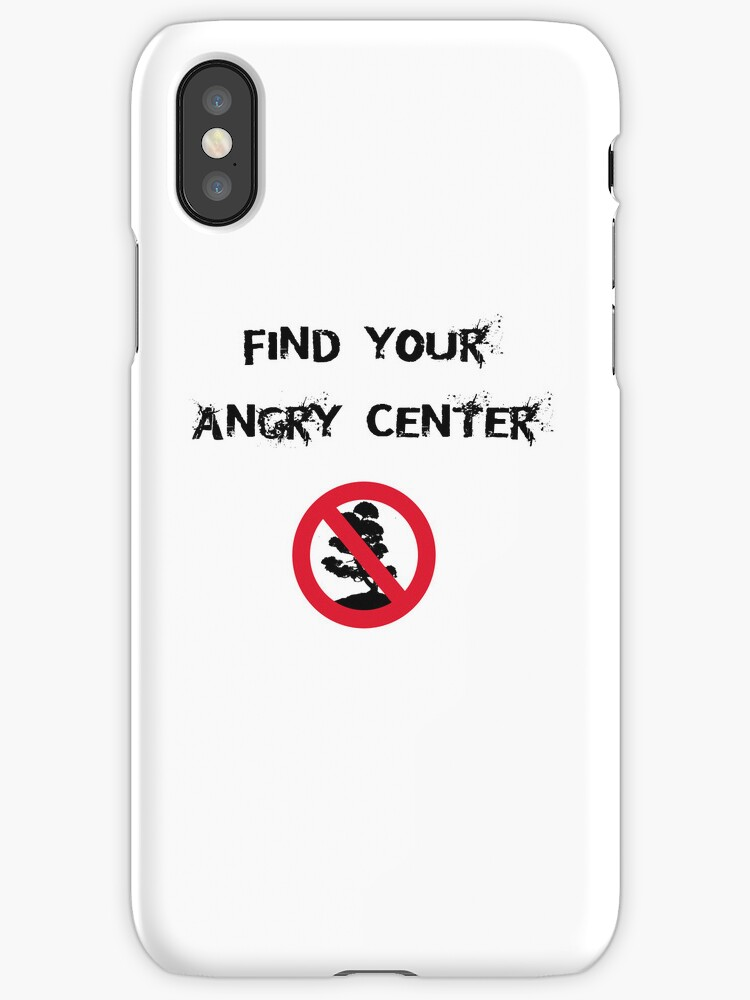 Angry Center by reddesilets