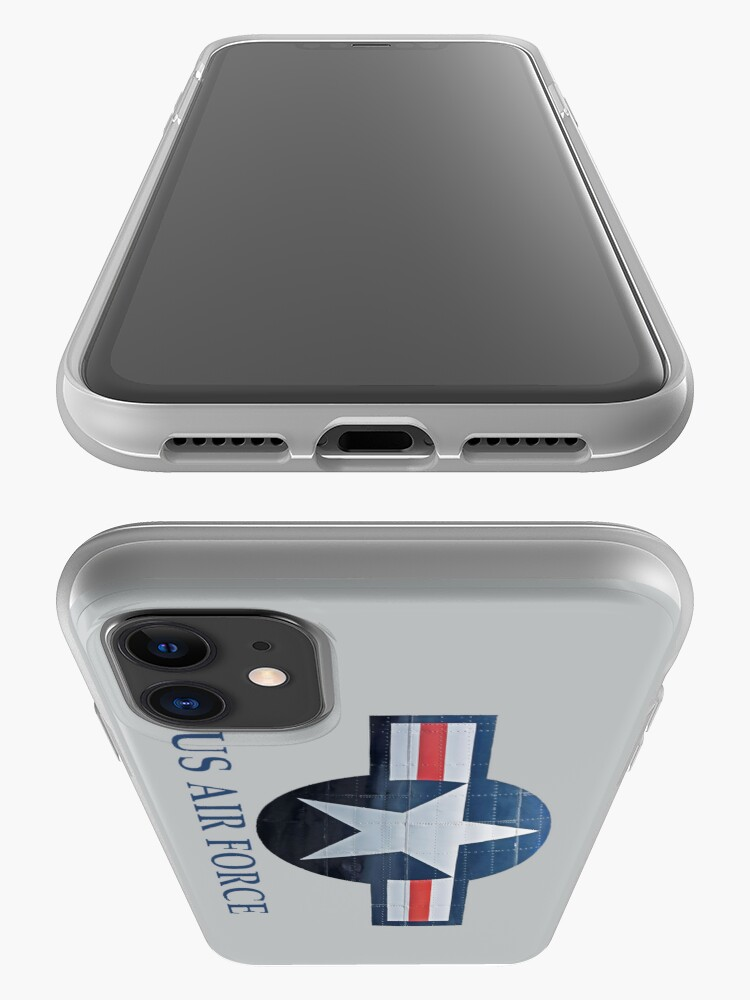 Alternate view of US Air Force iphone case iPhone Case & Cover