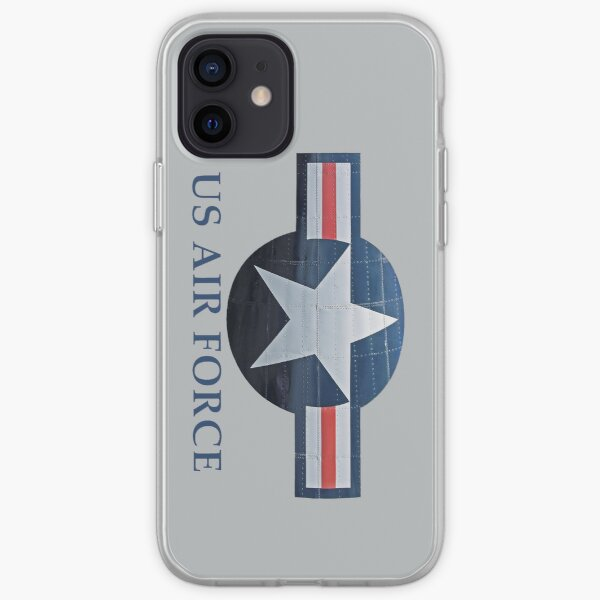 US Air Force iphone case iPhone Soft Case