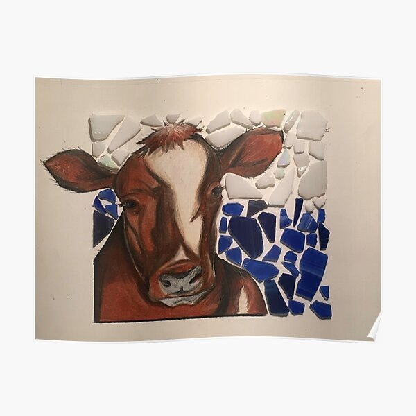 Cow! Poster