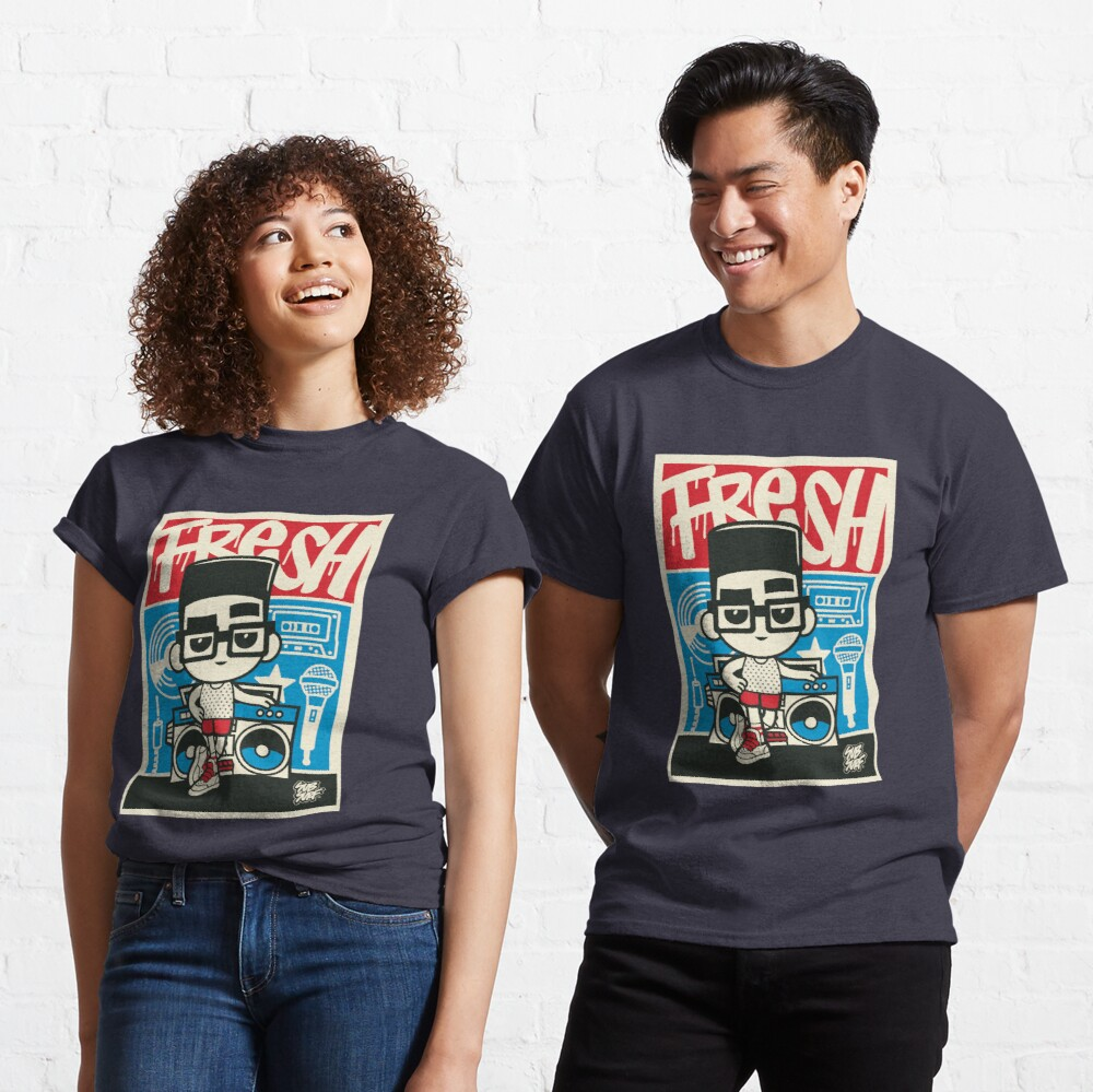 Subway Surfers Totally Fly Fresh Poster Art Classic T-Shirt