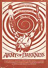 Army of Darkness (1992) Custom Poster by Edward B.G.