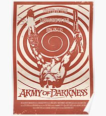 Army of Darkness (1992) Custom Poster Poster